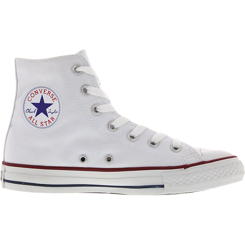 neu converse all star hi weiss schuhe damen u herren sneaker chucks ebay. Black Bedroom Furniture Sets. Home Design Ideas