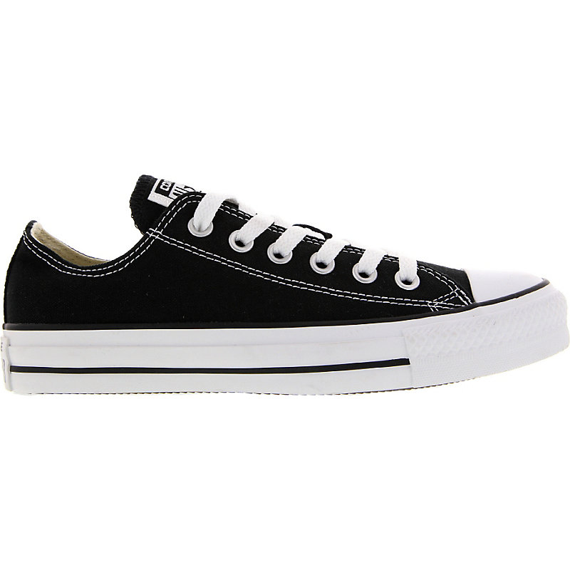 NEU-Converse-All-Star-Ox-Damen-Herren-Sneaker-Chucks-SCHWARZ