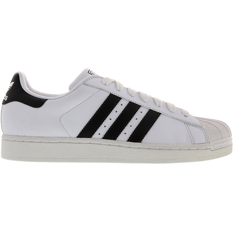 neu adidas superstar ii weiss damen u herren sneaker freizeit schuhe. Black Bedroom Furniture Sets. Home Design Ideas