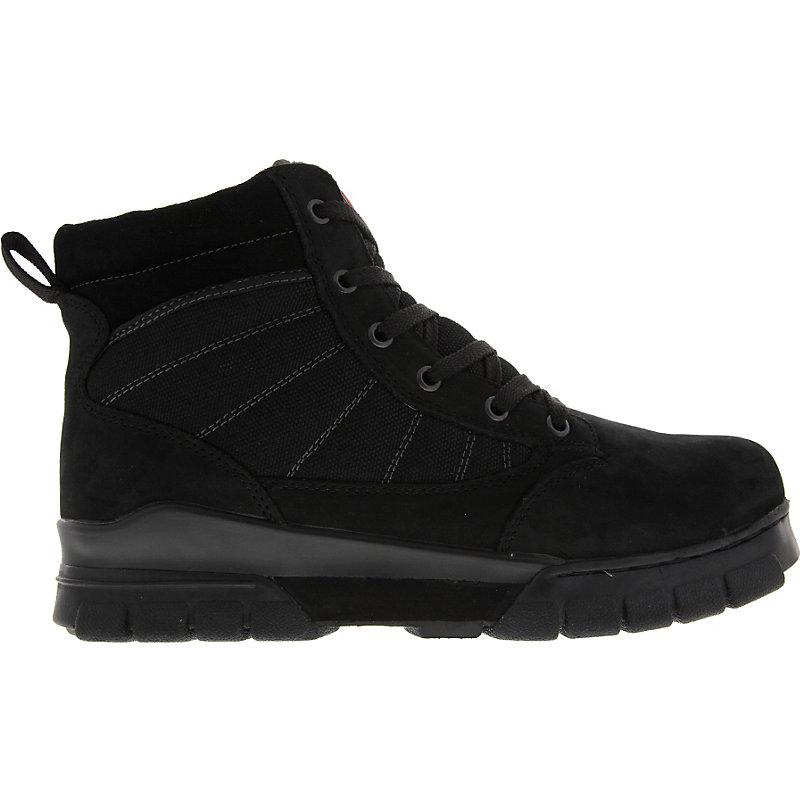 neu capwave utah schwarz boots herrenschuhe leder warm. Black Bedroom Furniture Sets. Home Design Ideas