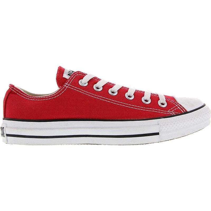 NEU-Converse-Chucks-All-Star-OX-ROT-Unisexschuhe-Sneaker