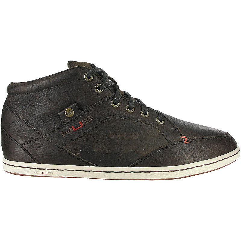 NEU-Hub-Kingston-BRAUN-Herrenschuhe-Sneaker