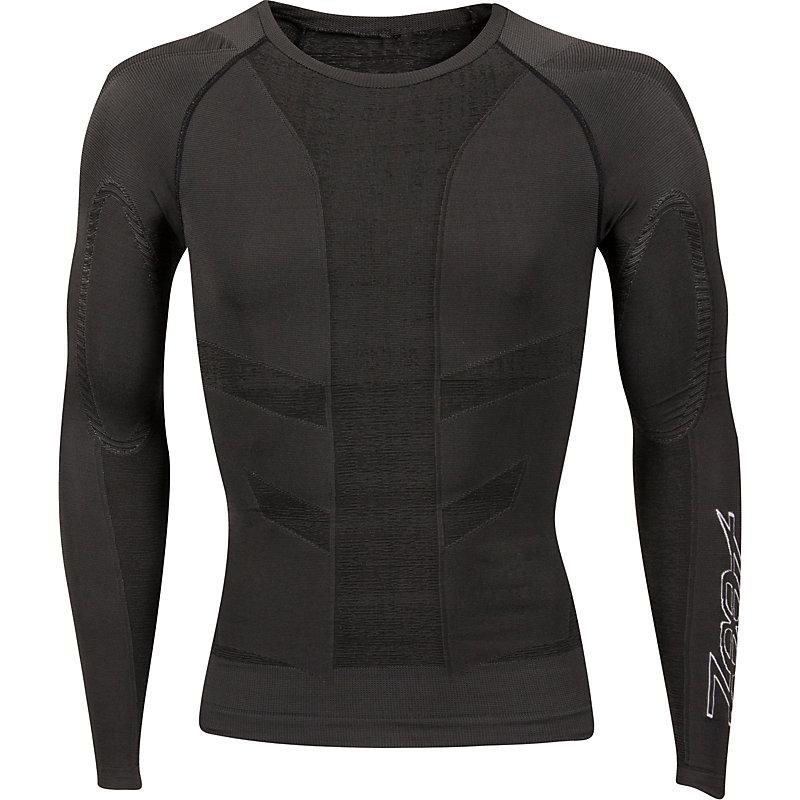 NEU-Zoot-CompressRX-Ultra-Active-Longsleeve-Top-Herren-Joggingshirt-langarm