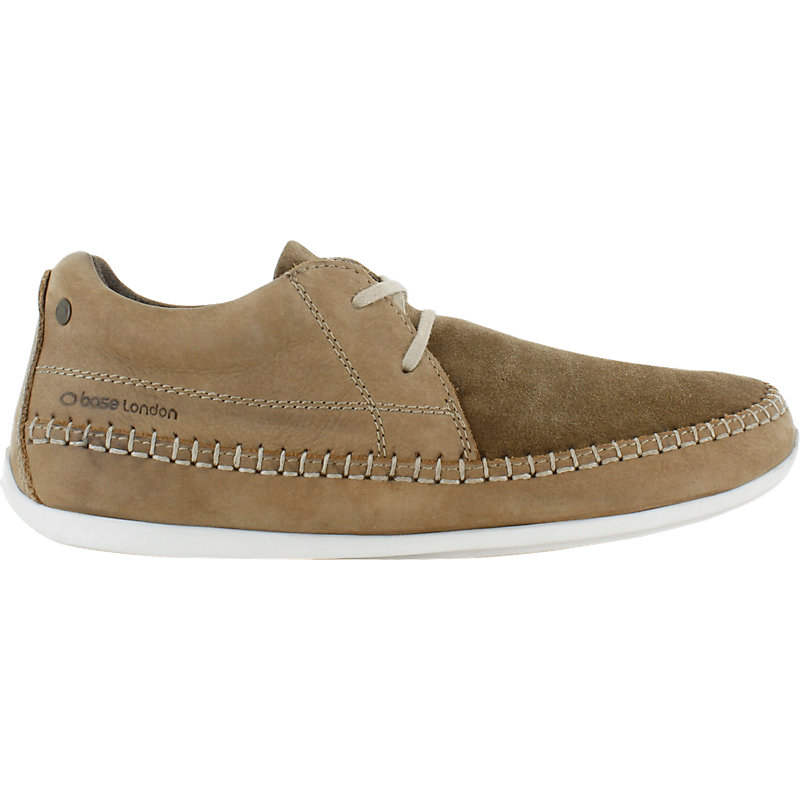 NEU-Base-London-Cave-BRAUN-Herrenschuhe-Sneaker