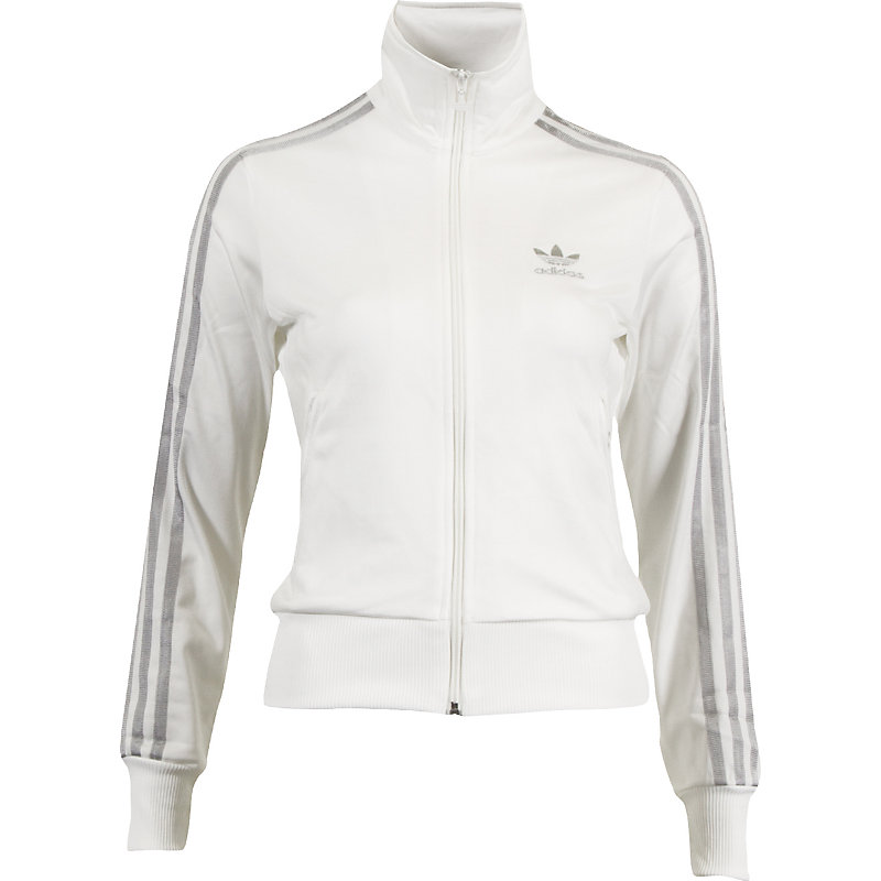 neu adidas adi firebird damen hoodie pullover weiss track top adicolor ebay. Black Bedroom Furniture Sets. Home Design Ideas
