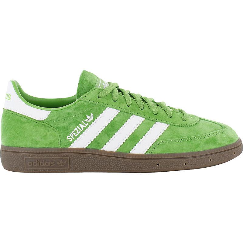 Das Bild wird geladen NEU-Adidas-Spezial-Gruen-Herren-Sneaker