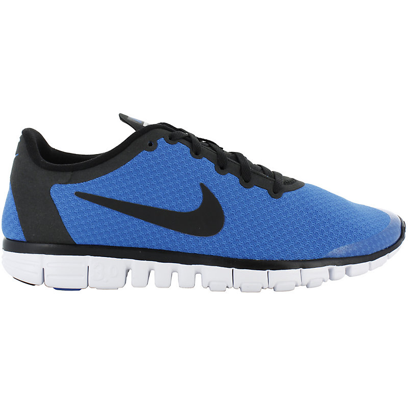 neu nike free 3 0 v2 herren jogginschuhe blau ebay. Black Bedroom Furniture Sets. Home Design Ideas