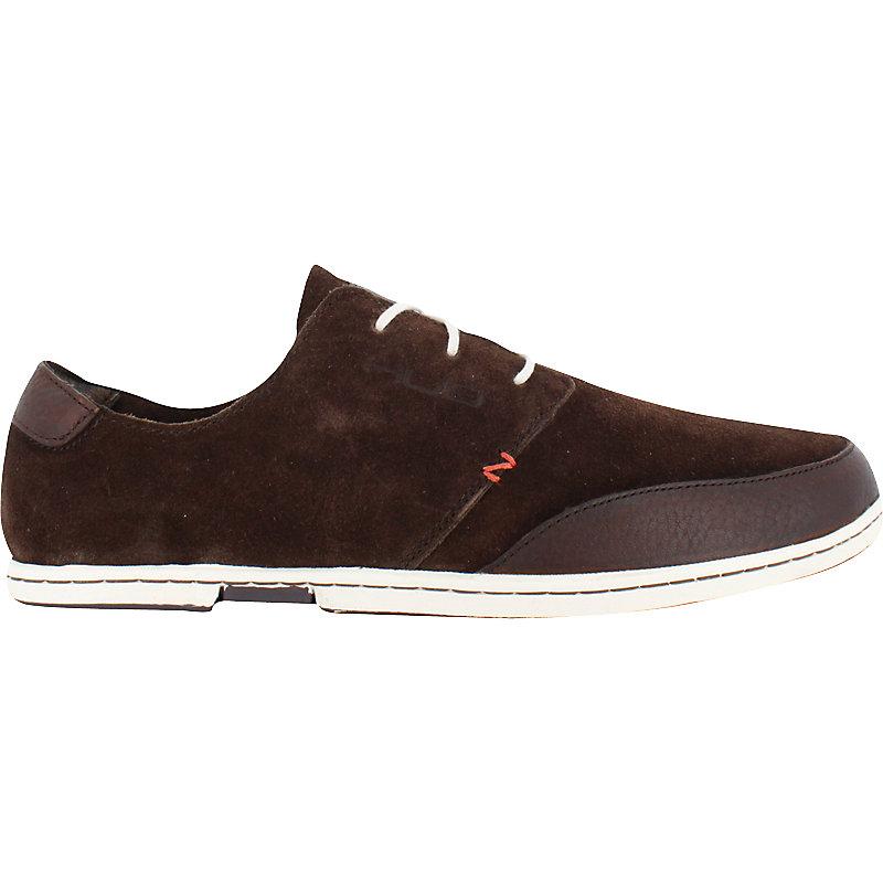 NEU-Hub-Rock-Suede-BRAUN-Herren-Sneaker