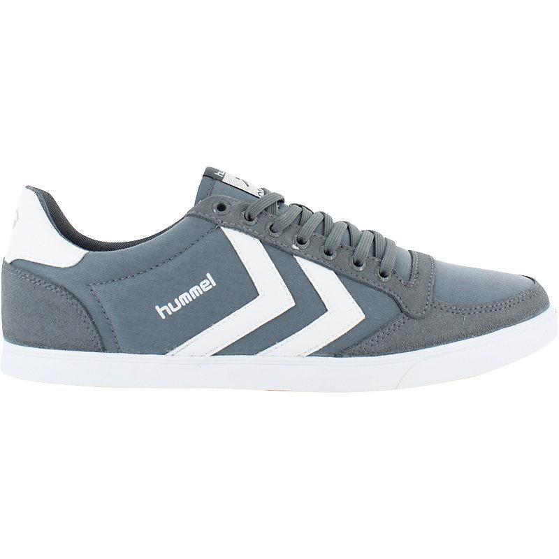 NEU-Hummel-Slimmer-Stadil-Low-Canvas-Herren-Sneaker