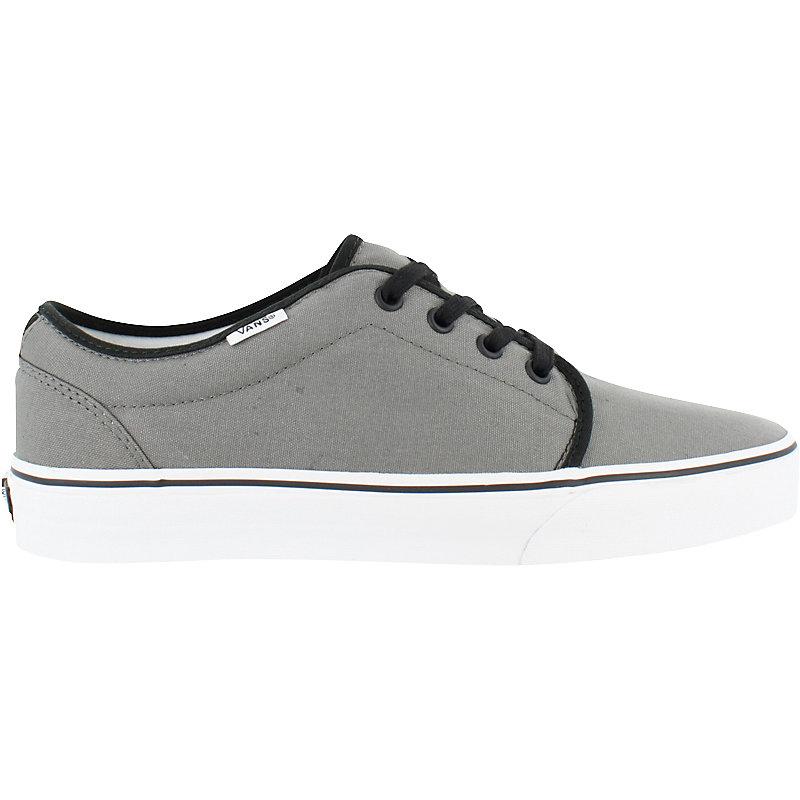 NEU-Vans-106-Vulcanized-GRAU-Herren-Sneaker