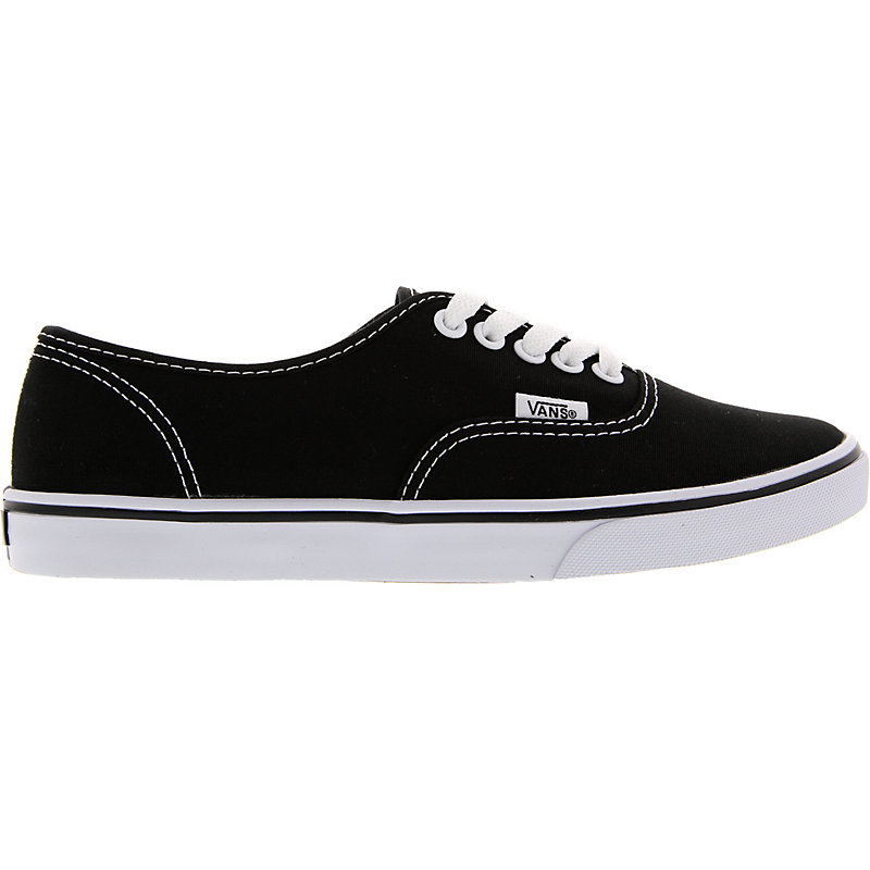 neu vans authentic lo pro schwarz damen sneaker ebay. Black Bedroom Furniture Sets. Home Design Ideas