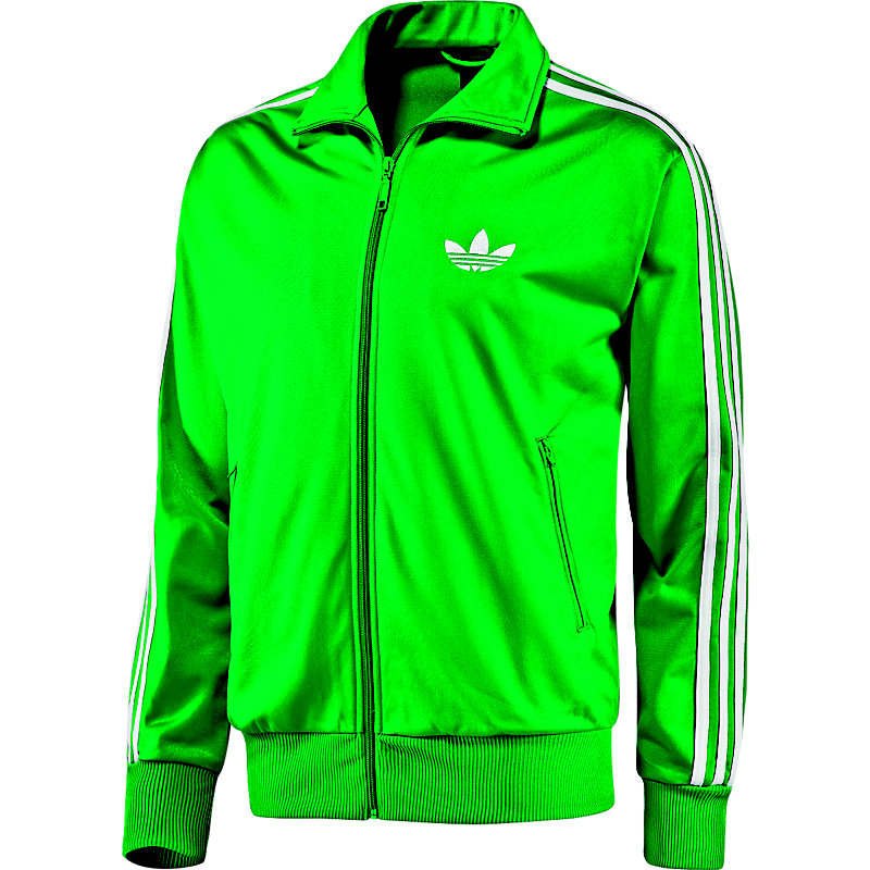 neu adidas firebird herren track top jacke gr n ebay. Black Bedroom Furniture Sets. Home Design Ideas