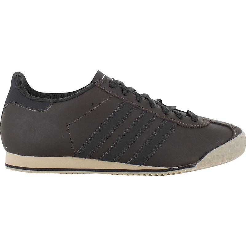 NEU-Adidas-Kick-Herren-Schuhe-Sneaker-Freizeit-Braun-Leder-G51308