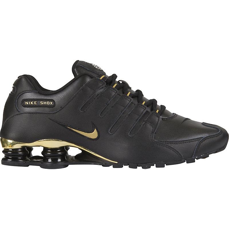 Nike Shox Nz Eu Schwarz Gold