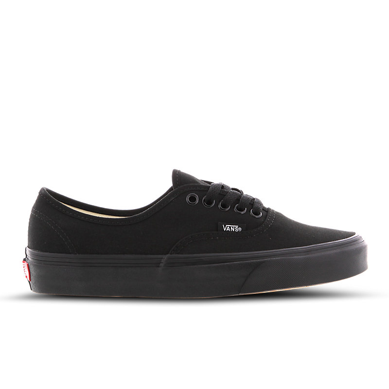 NEU-Vans-Authentic-Unisex-Sneaker-SCHWARZ-low