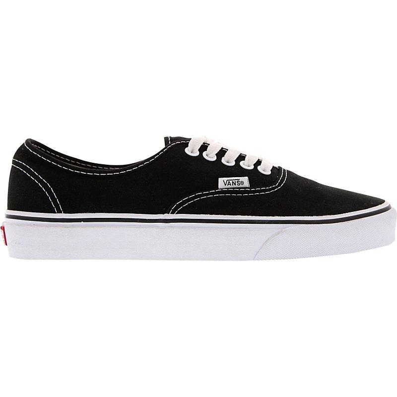 NEU-Vans-Authentic-SCHWARZ-WEISS-Unisexschuhe-Sneaker