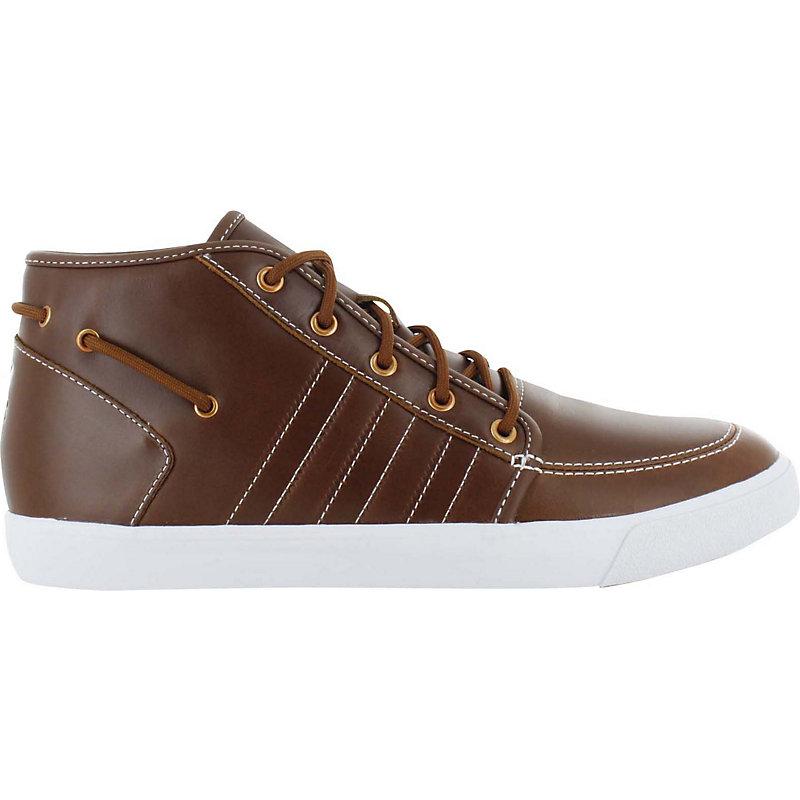 NEU-Adidas-Court-Deck-Vulc-Mid-BRAUN-Herrenschuhe-Sneaker