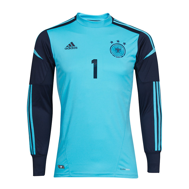 neu adidas dfb deutschland em torwart kinder trikot neuer. Black Bedroom Furniture Sets. Home Design Ideas