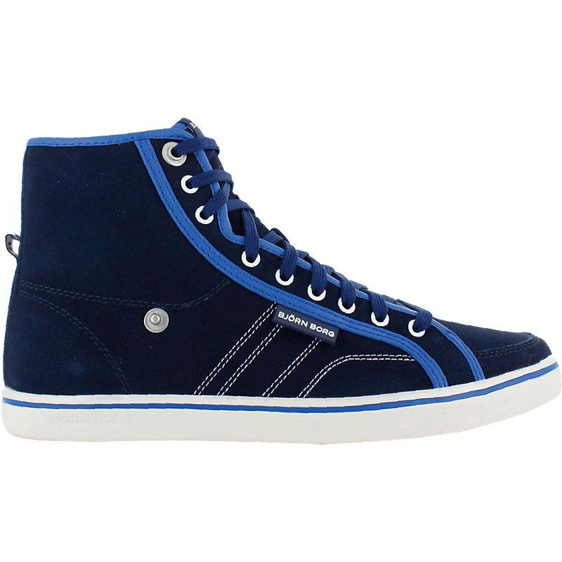 NEU-Bjoern-Borg-Lloyd-Mid-Suede-Herrenschuhe-Sneaker