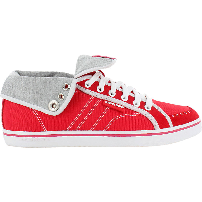 NEU-Bjoern-Borg-Lloyd-Mid-canvas-Damenschuhe-Sneaker