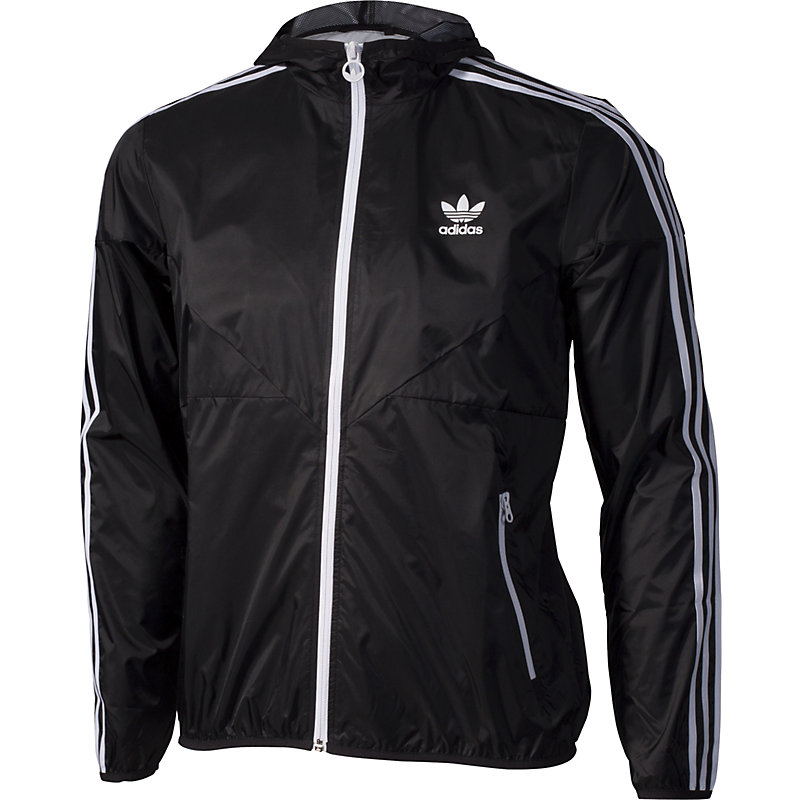 neu adidas colorado wb schwarz herren jogging jacke ebay. Black Bedroom Furniture Sets. Home Design Ideas