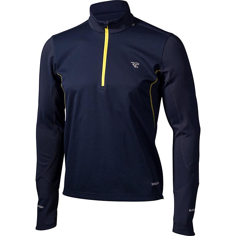 NEU-RP-Reissverschluss-Longsleeve-Windproof-Herren-Joggingshirt
