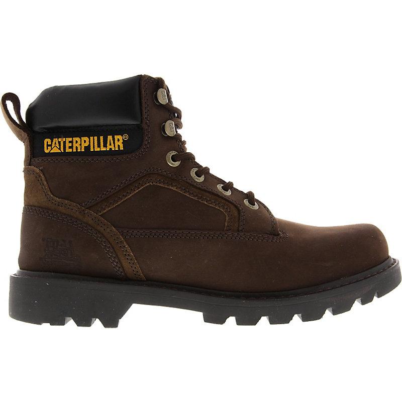NEU-Caterpillar-Stickshift-Herren-Boots-BRAUN-Stiefel