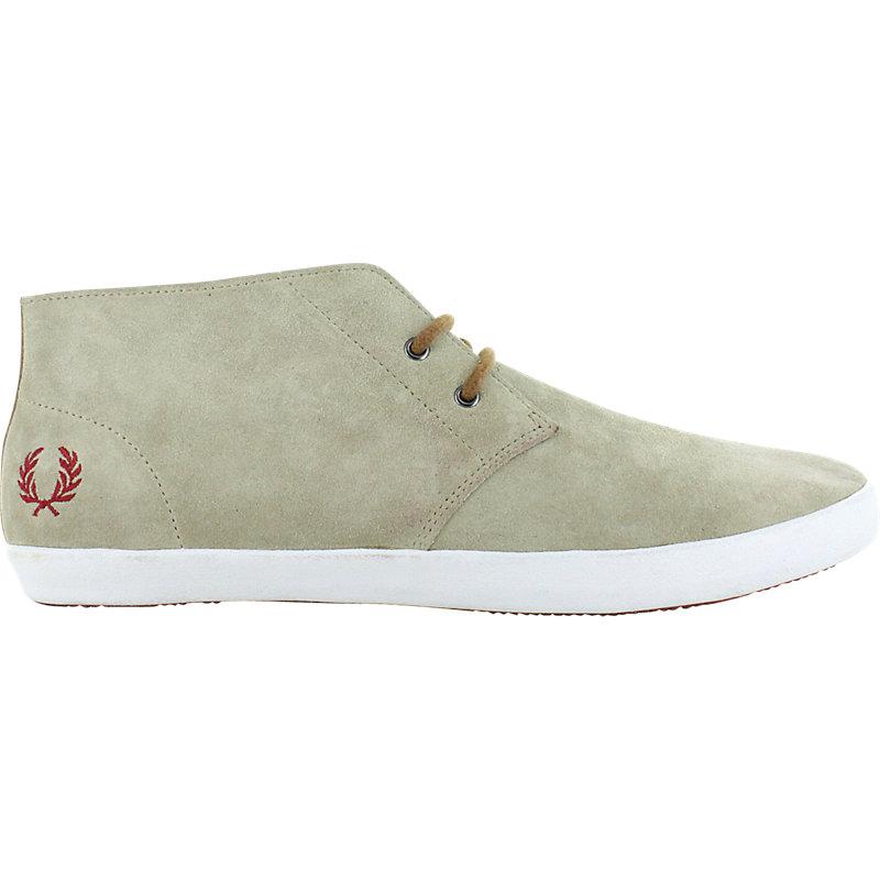 NEU-Fred-Perry-Byron-Mid-Suede-Herrenschuhe-Sneaker