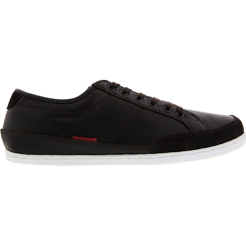 NEU-Capwave-Westside-2-Herrenschuhe-Sneaker-Braun