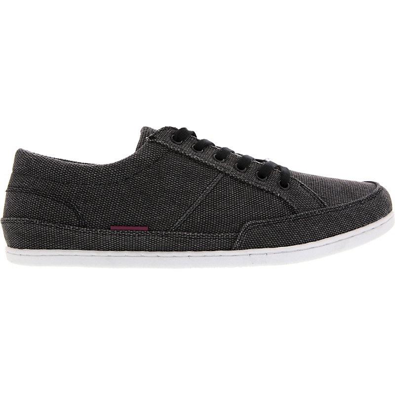 NEU-Capwave-Westside-2-Canvas-Herrenschuhe-Sneaker-Grau