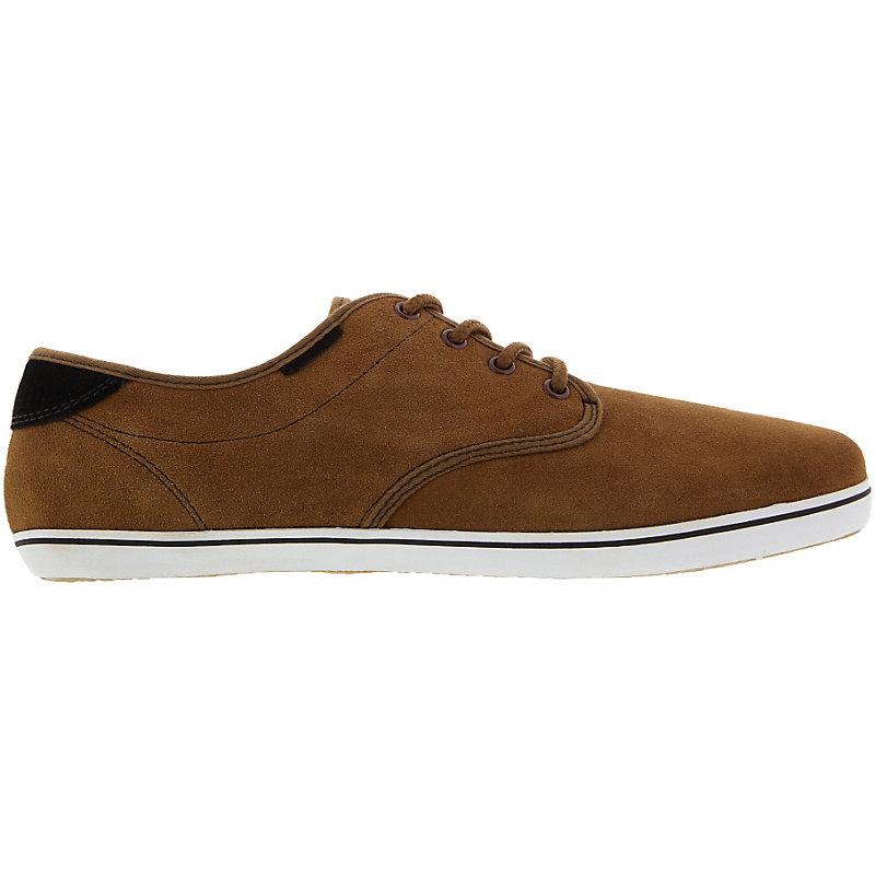 NEU-FARLEY-Pickup-2-Herrenschuhe-Sneaker-Braun