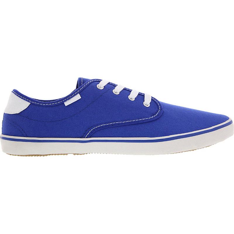 NEU-Capwave-Pickup-Canvas-Herrenschuhe-Sneaker-Blau