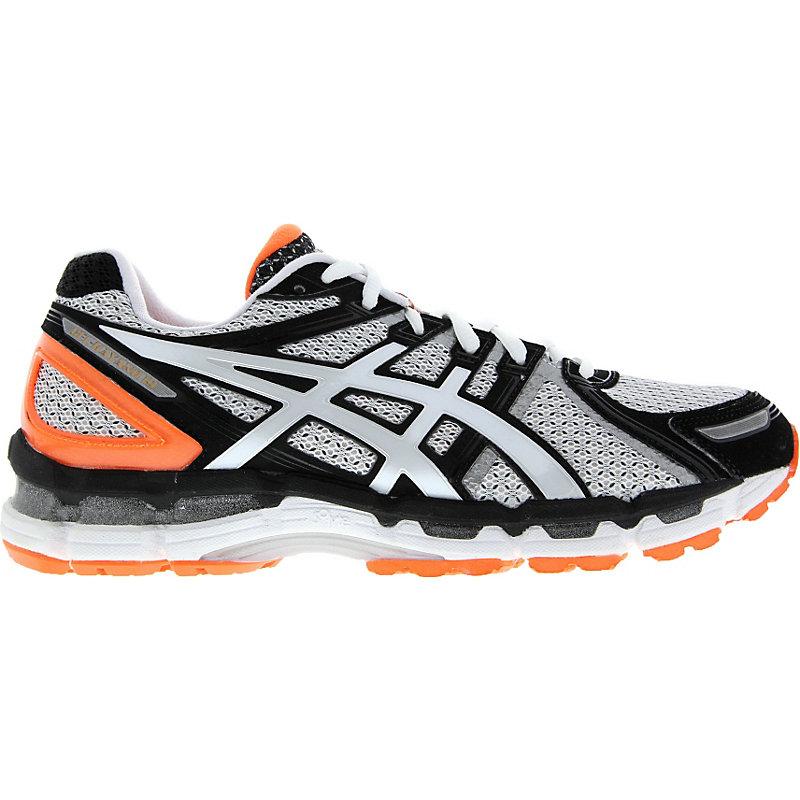 NEU-Asics-Gel-Kayano-19-Herren-Laufschuhe-Grau-Weiss-T300N-9001-Running-Schuhe