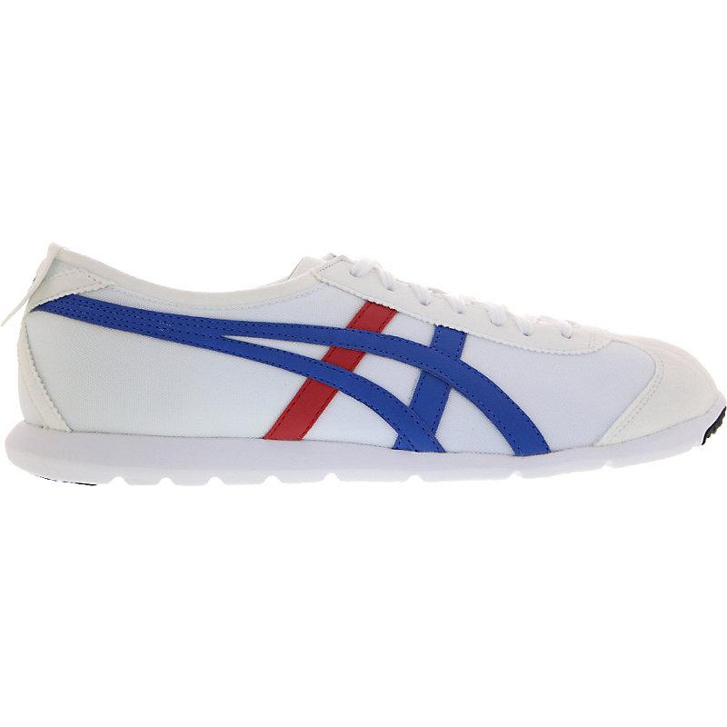 NEU-Onitsuka-Tiger-Rio-Runner-Herrenschuhe-Sneaker-Weiss