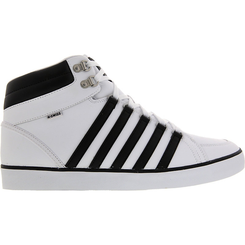 NEU-K-Swiss-Gowmet-II-Mid-Herrenschuhe-Sneaker