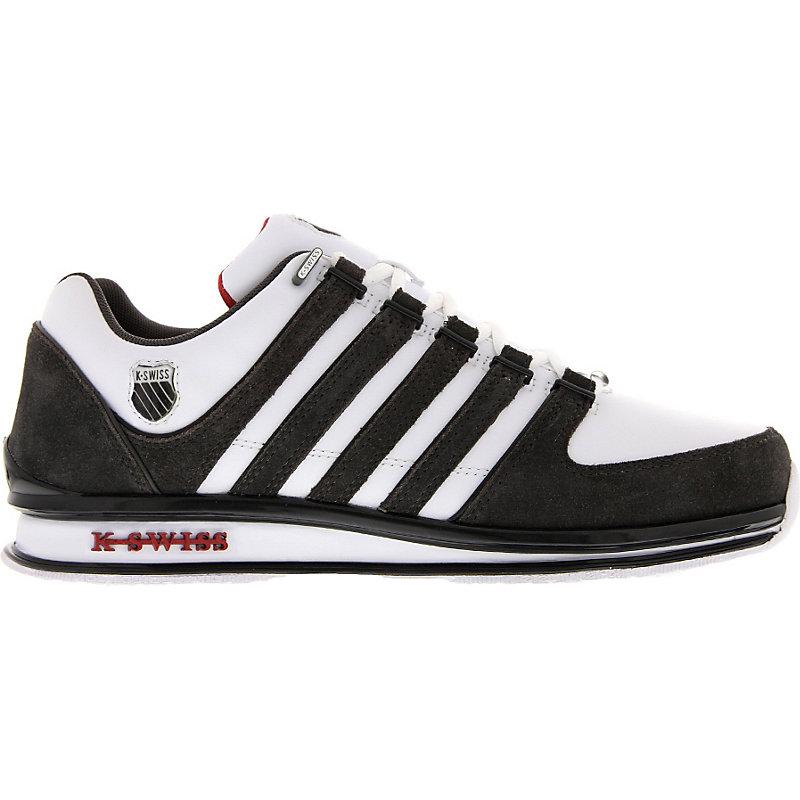 NEU-K-Swiss-Rinzler-SP-Herrenschuhe-Sneaker-Weiss