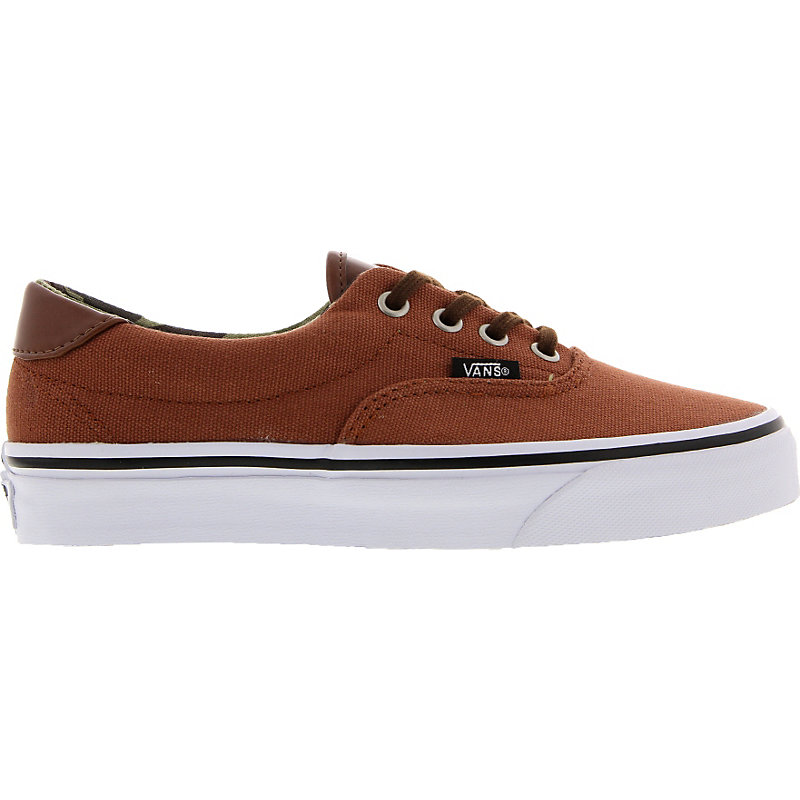 NEU-Vans-Era-59-Herrenschuhe-Sneaker-Braun