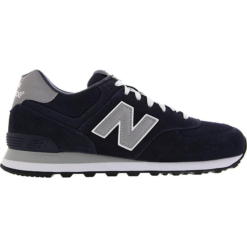 NEU-new-balance-574-Herrenschuhe-Sneaker-Blau