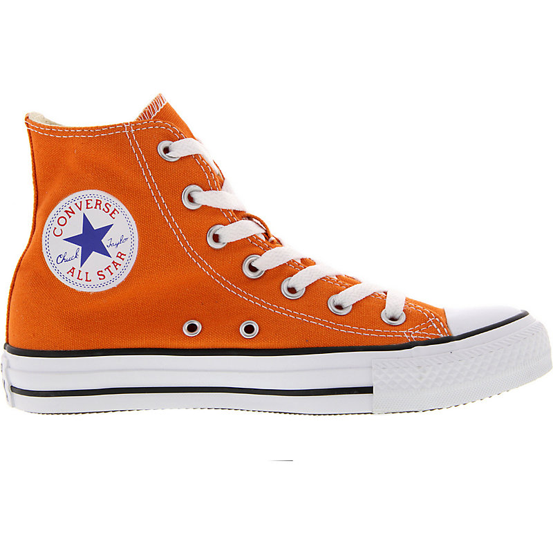 NEU-Converse-Chuck-Taylor-All-Star-High-Unisexschuhe-Sneaker-Orange