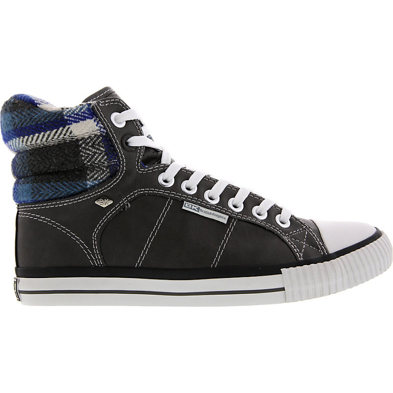 NEU-British-Knights-Atoll-Unisexschuhe-Sneaker-Grau