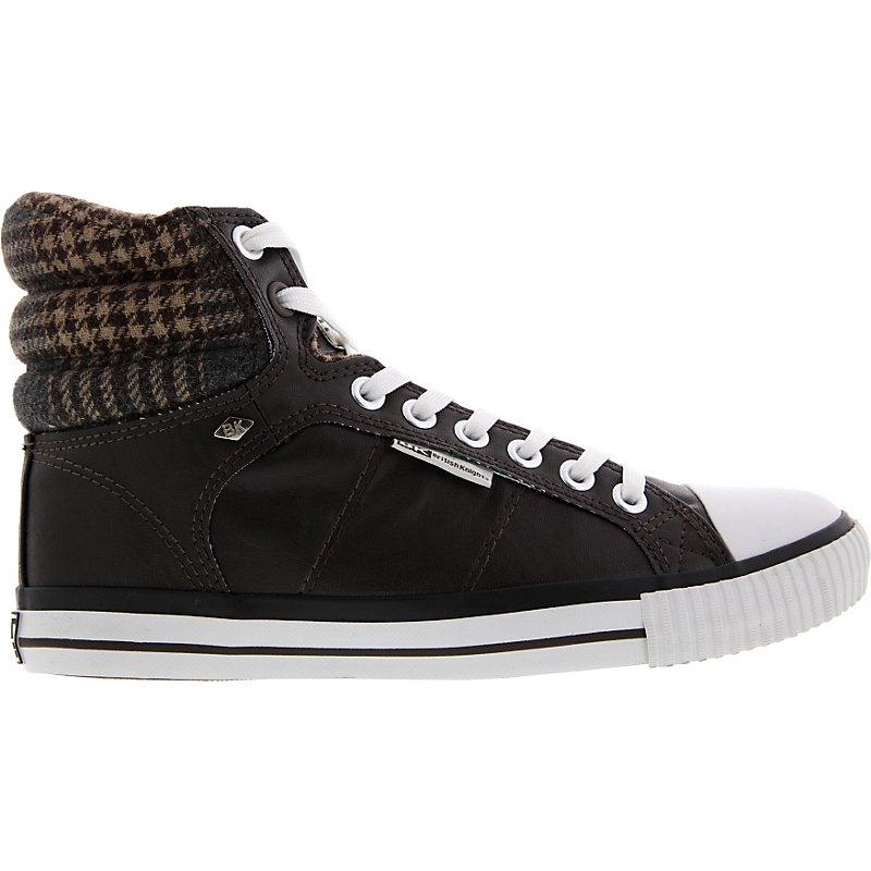 NEU-British-Knights-Atoll-Unisexschuhe-Sneaker-Braun