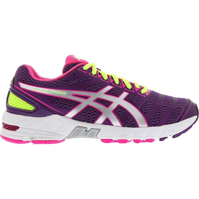 NEU-Asics-GEL-DS-Trainer-18-women-Damen-Joggingschuhe-Lila