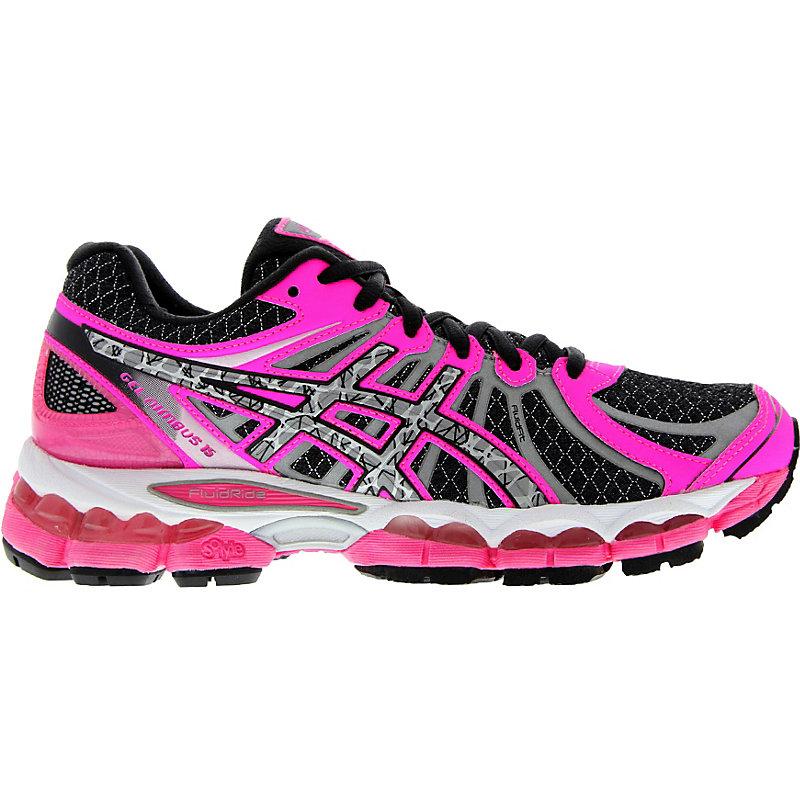 NEU-Asics-GEL-Nimbus-15-Lite-Show-Damen-Joggingschuhe-Pink