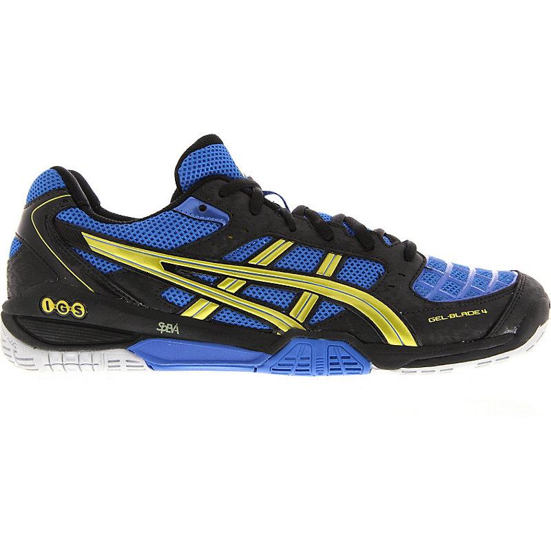 NEU-Asics-Gel-Blade-4-Herren-Indoorschuhe-Blau