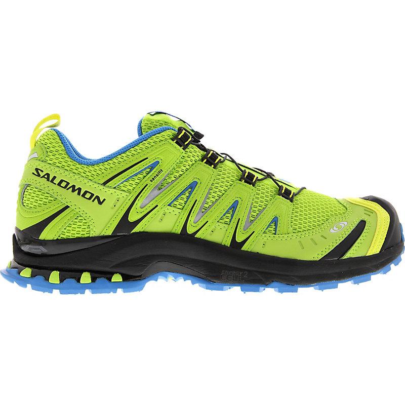 NEU-Salomon-XA-Pro-3D-Ultra-2-Herren-Joggingschuhe-Gruen