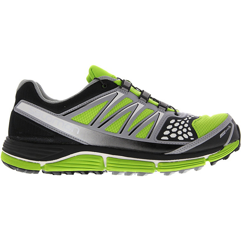 NEU-Salomon-XR-Crossmax-2-CS-Herren-Joggingschuhe-Gruen