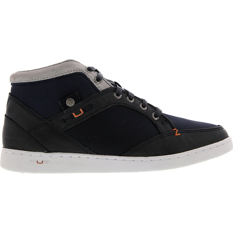 NEU-Hub-Firm-Sneak-Herrenschuhe-Sneaker-Blau
