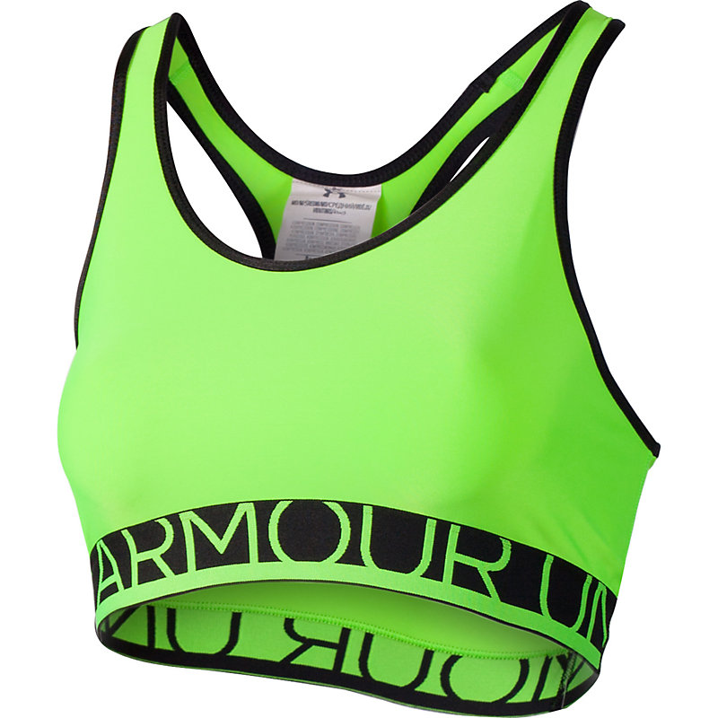 neu under armour still gotta have it bra damen jogging sport bh ebay. Black Bedroom Furniture Sets. Home Design Ideas