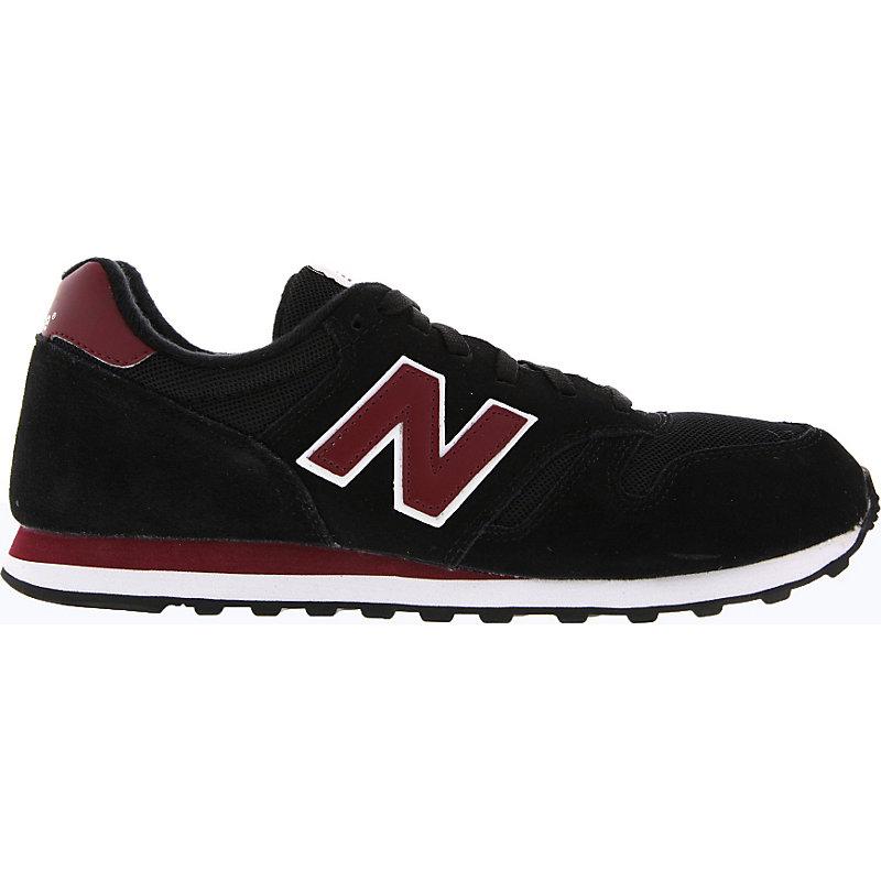 NEU-new-balance-373-Herrenschuhe-Sneaker-Schwarz