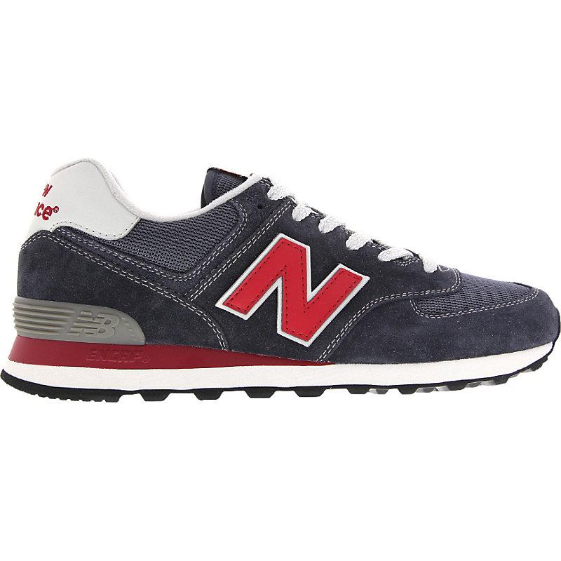 Nuevo-New-balance-574-zapatos-caballero-zapatillas-azul